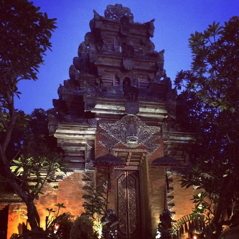 Palais d'Ubud