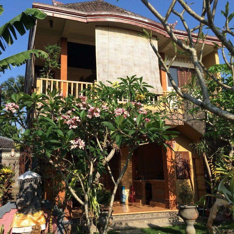 Maison où j'habite (2e étage), Penestanan, Ubud, Bali