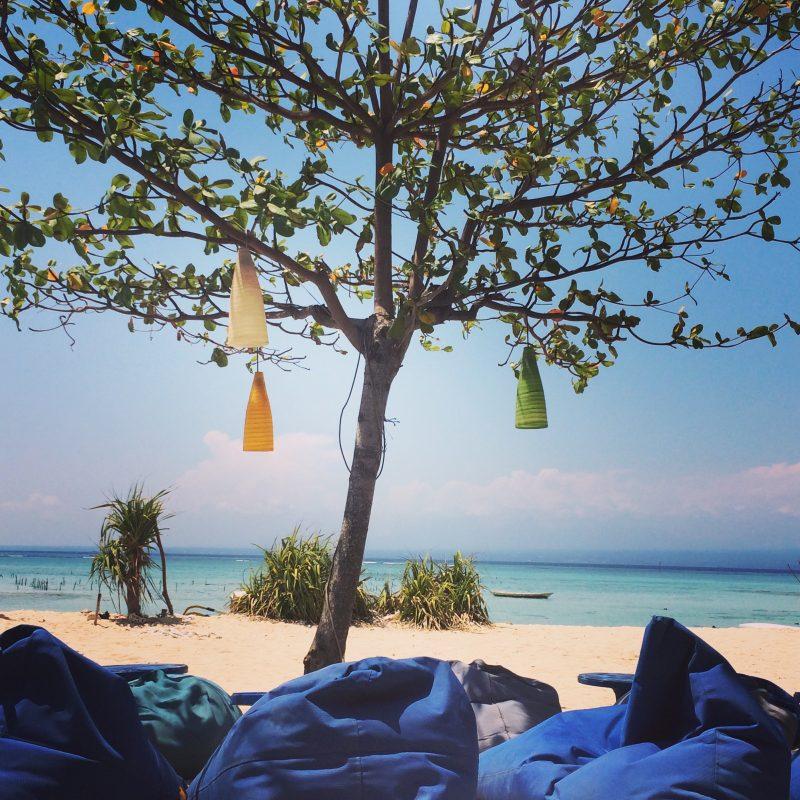 Blue Corner - Nusa Lembongan