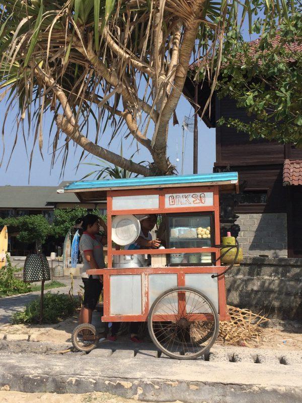 Bakso in Nusa Lembongan