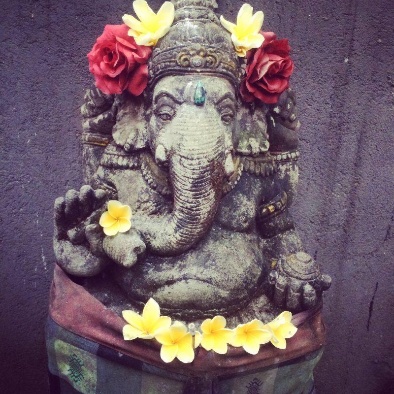 Ganesha à Penestanan, Bali