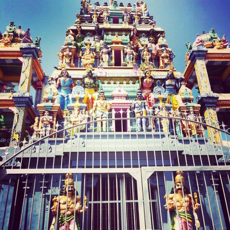 Temple Hindou, Negombo, Sri Lanka