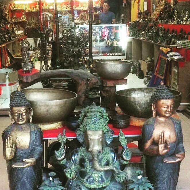 Magasin de Nabin, Chiang Mai