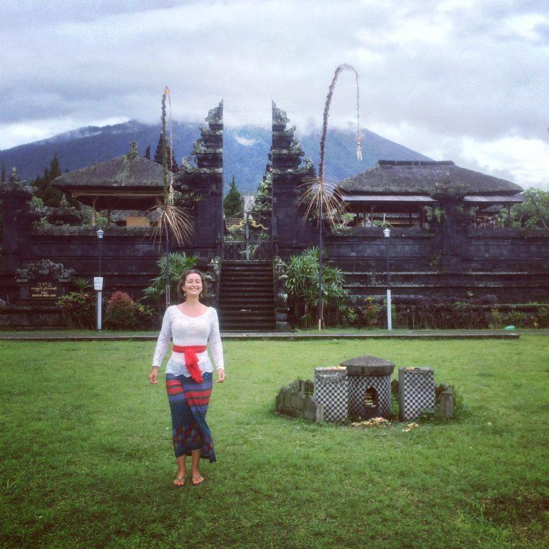 Temple de Besakih, Bali