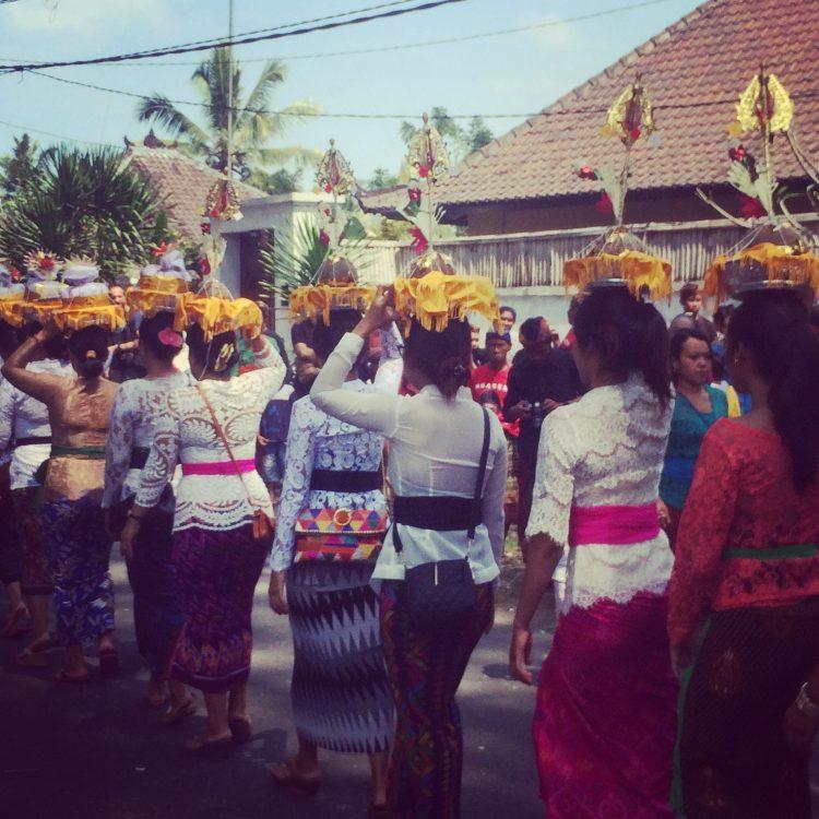 Balinese ceremonies