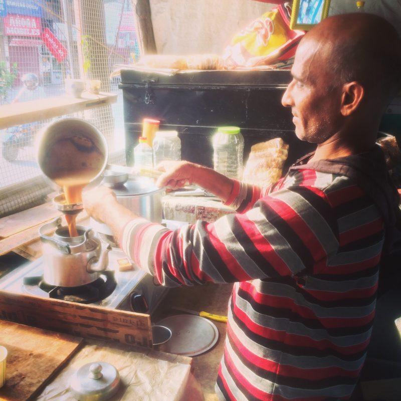Chaï! Rishikesh, Inde